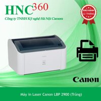 Máy in Laser Canon LBP 2900 (Trắng) - CARDTRIDGE được Bảo Hành Tại Hãng - Hãng phân phối chính thức