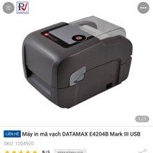 Máy in mã vạch Datamax-o'neil E Class Mark III E4204B (E-4204B)