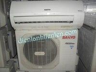 Máy lạnh Sanyo 1,5hp inverter hàng nội địa nhật