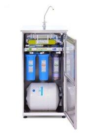 Máy lọc nước Kangaroo KG104 (7 lõi lọc, Vỏ inox không nhiễm từ)