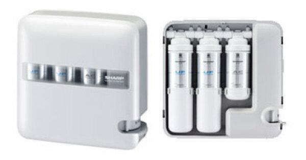 Máy lọc nước Sharp WJ500 (WJ-500) - 5.0 lít, màu WH/ BK