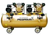 Máy Nén Khí Pegasus TM-V-0.25/12.5×2 230 Lít