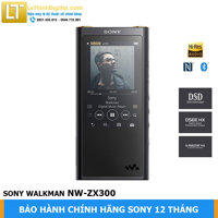 MAY NGHE NHAC HIRES SONY WALKMAN NW-ZX300
