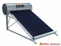 Máy nước nóng năng lượng mặt trời Ferroli Ecosun 230 lít
