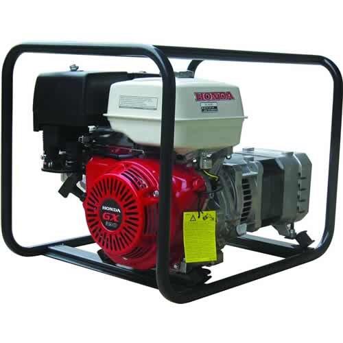 Máy phát điện Honda EN7500VX (EN-7500-VX) - 5.5 KVA