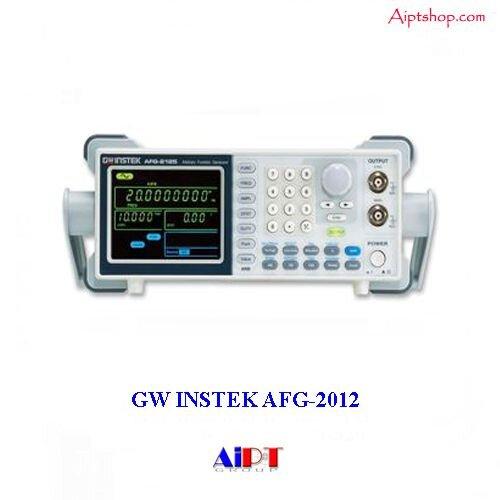 Máy phát xung tùy ý GWINSTEK AFG-2012