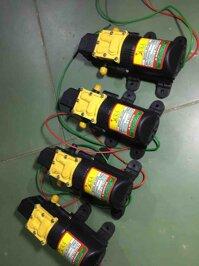 Máy rửa xe mini 12V- Máy bơm áp lực cao