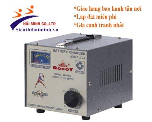 May sac Ac Quy tang giam ROBOT 10A (6V-12V)