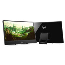Máy tính để bàn Dell All in one Inspiron 3277 TNC4R1 - Intel core i3-7130U, 4GB RAM, HDD 1TB, Intel HD Graphics, 21.5 inch