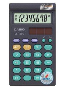 Máy tính Casio SL450L