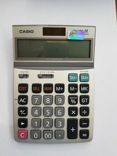 Máy tính Casio DW120MS (DW-120MS)