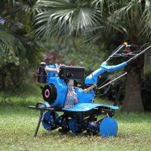 Máy xới đất Kamast GM135F(Động cơ chạy dầu 186F)
