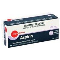Mayne Aspirin 100mg 112 Viên Nén