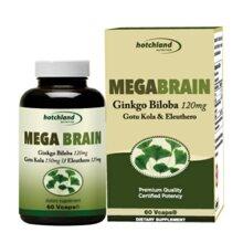 Thực phẩm chức năng Mega Brain