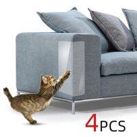 Mèo Xước Đồ Nội Thất 4 Trong Suốt Cao Cấp Dày Dẻo Vinyl Thú Cưng Ghế Bảo Vệ Cận Vệ Cho Việc Bảo Vệ Nội Thất Của Bạn dừng Lại Làm Trầy Xước Mèo Bảo Vệ Nội Thất