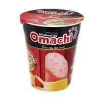 Mì Ly Omachi Có Thịt Xốt Bò Hầm 113g