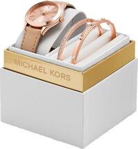 Michael Kors Runway MK3428 lim Vachetta Box Set Ladies 33mm