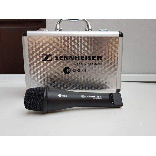 Micro karaoke Sennheiser E 838II-S