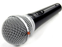 Micro co day Shure PG48-LC
