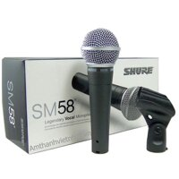 Micro co day SHURE SM58