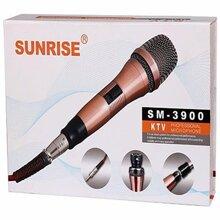 Micro karaoke có dây Sunrise SM-3900