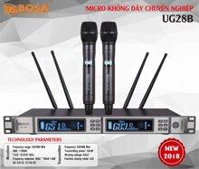 Micro karaoke Bosa UG28B