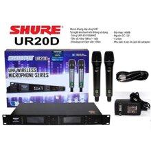 Micro không dây Shure UR20D