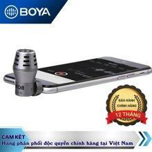 Micro thu âm cho Smartphone Boya BY-A100