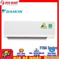 [Miễn phí vận chuyển tại Hà Nội] Điều hòa, máy lạnh Daikin 9000BTU 1 chiều Inverter FTKA25UAVMV/RKA25UAVMV, 1HP
