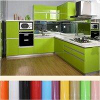 Miếng dán chống dầu 60cm x 1m trang trí nội thất nhà bếp