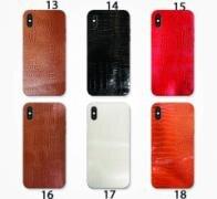 Miếng dán da cá xấu nhân tạo cao cấp cho điện thoại iPhone X- 3