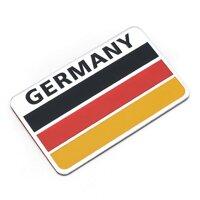 Miếng dán kim loại CỜ ĐỨC - GERMANY