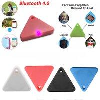Mini thông minh Bluetooth Chống Nước ĐỒNG HỒ ĐỊNH VỊ GPS cho Thú Cưng Chó Mèo Phím Ví Túi Trẻ Em