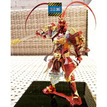 Mô hình kim loại lắp ráp 3D Piececool Tôn Ngộ Không Monkey King
