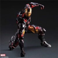 Mo hinh do choi cao cap Play Arts MARVEL IRON MAN