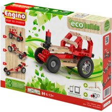 Đồ chơi Mô hình ô tô tàng hình Engino ECO EB10