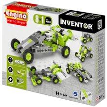 Đồ chơi Mô hình Engino Inventor - Ô tô M8 0831