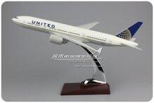 Mô hình máy bay Boeing 777-200 Maisto 15061
