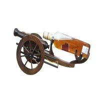 Mô hình xe gỗ súng pháo gác
