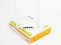 Modem Phat Wifi Tenda N300 2 Anten
