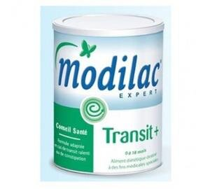 Sữa bột Modilac Expert Transit - hộp 400g (dành cho bé bị táo bón)