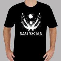Mới Bassnectar Logo Âm Nhạc Điện Tử Nam Đen Áo Size S Đến 3XL