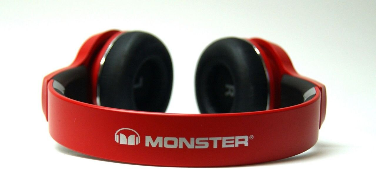 Tai Nghe Bluetooth Monster ClarityHD