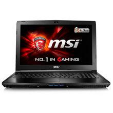 Laptop Gaming MSI GL62 7RD-674XVN - Intel Core i5-7300HQ, RAM 8GB, HDD 1TB, Intel VGA Nvidia GTX1050 2GB, 15.6 inch