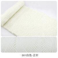 [Mua 5 Nhóm Và Có Được Một Nhóm]] Người Yêu Cotton Nam Nữ Tay Dệt Kim Khăn Dòng Móc len Dày Len Nhóm Bán Buôn