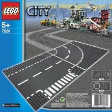 Lego Ngã Ba Và Khúc Quanh 7281