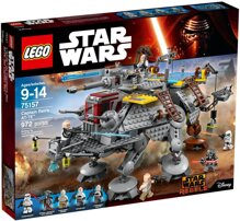 Đồ chơi Lego Star War - Cỗ Máy AT-TE Của Đội Trưởng Rex 75157