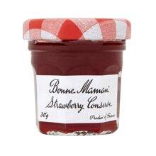 Mứt dâu tây Bonne Maman Strawberry Preserves 30g