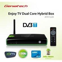 Android Box Mygica ATV1220 T2 Tích Hợp Truyền Hình DVB T2 - 40 kênh - ATV1220T2