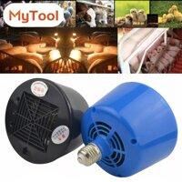 Mytool 220V Canh Tác Đèn Sưởi Bình Giữ Nhiệt Quạt Sưởi Cho Gà Lợn Trứng Lồng Ấp